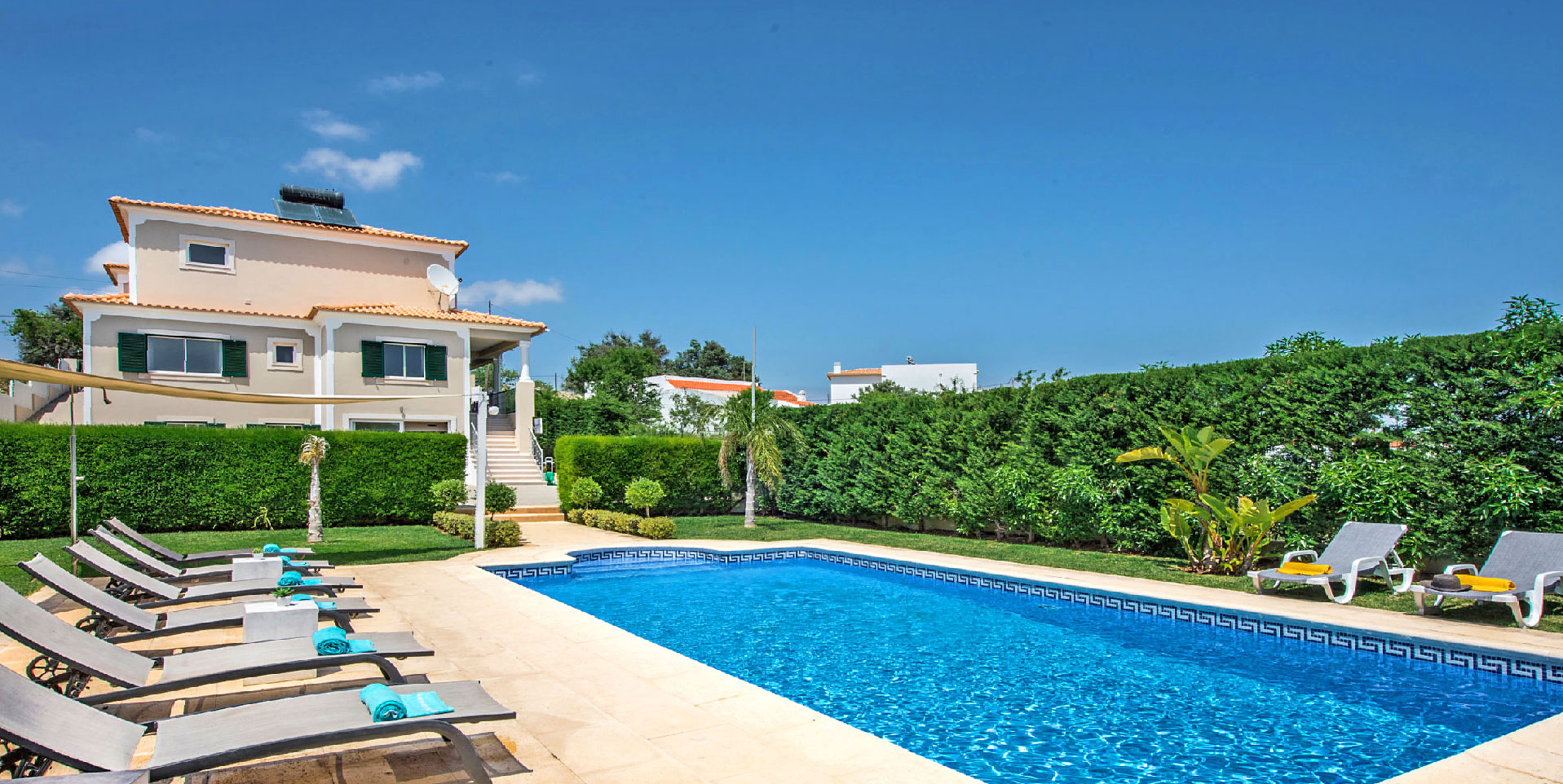 All our villas have been carefully selected Algarve, spain